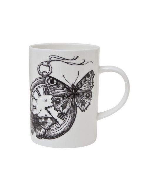 Time Flies Marvellous Mug